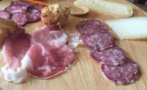 Grappolo Contro Luppolo salami